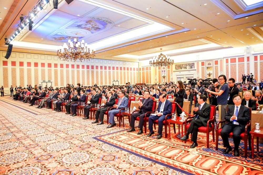 第十五屆世界華商商高峰會開幕典禮